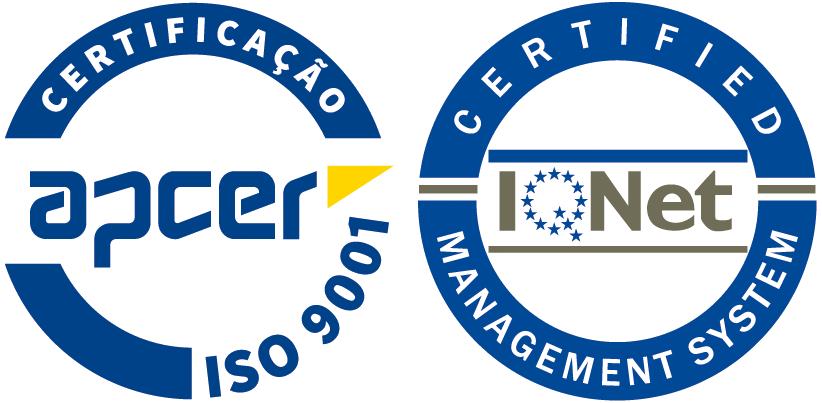ISO9001 IQNET Certificação ESAI Sistemas